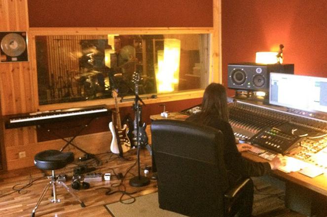 Recording in Island