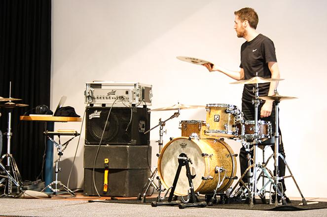 Unterricht Schlagzeug