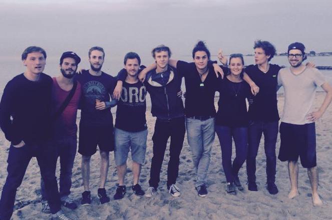 Popkurs – 1. Erholungstag am Meer