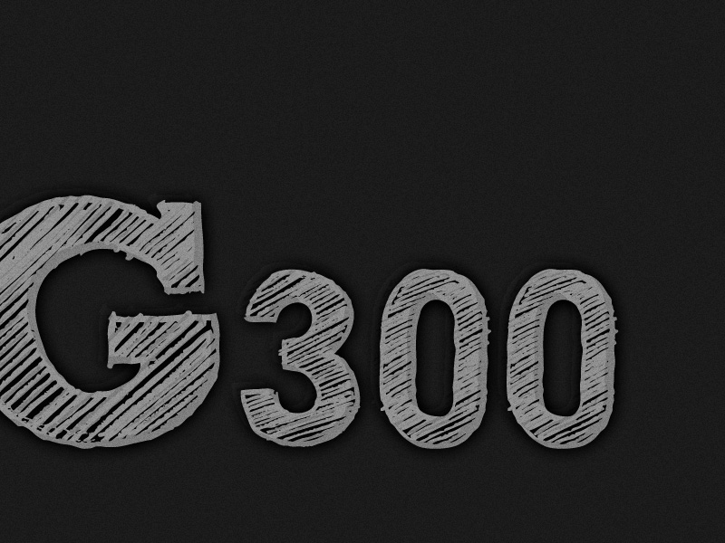 G300 – Live & Plugged